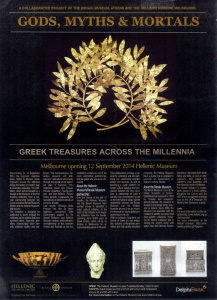 Gods, Myths and Mortals 11