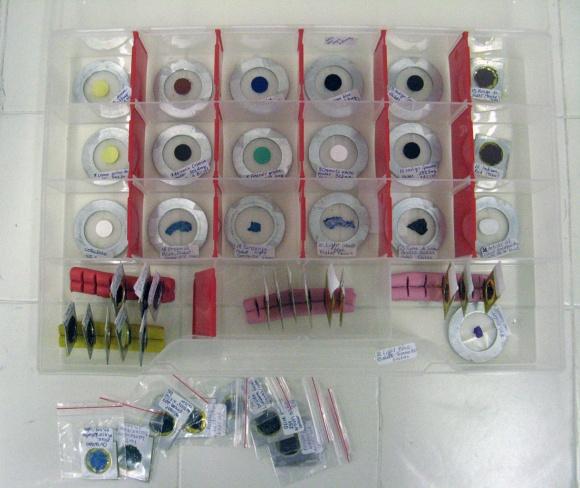 Ghikas samples