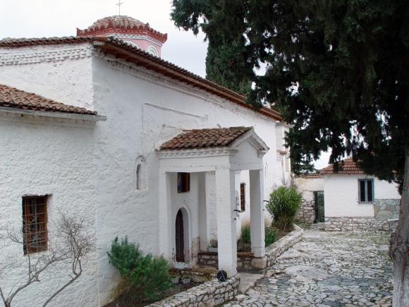 Tyrnavos Church
